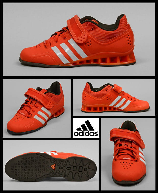 Adidas AdiPower all round view