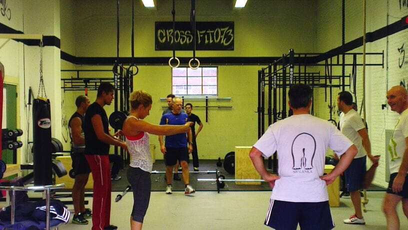 BOXROX Crossfit 073 Holland Netherlands