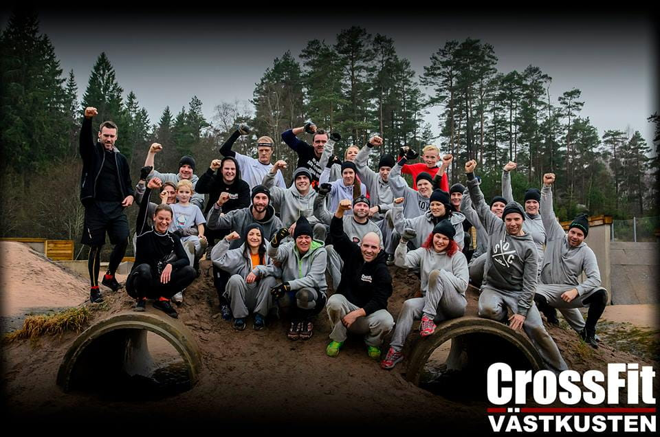 BOXROX Crossfit Västkusten SwedenObstacle course