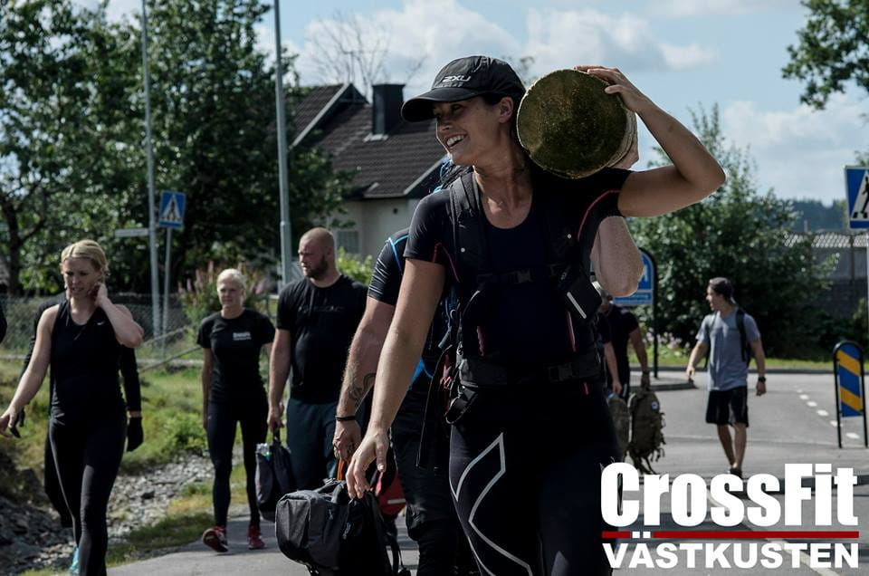 BOXROX Crossfit Västkusten SwedenTeam Event