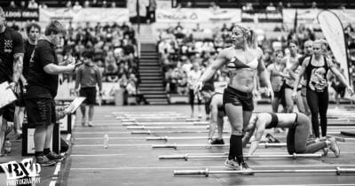 Crossfit Chicks and female body image