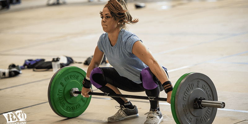 power snatch beginners guide to crossfit by crossfit girl snatch lift