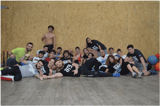 Crossfit 080 – Italy