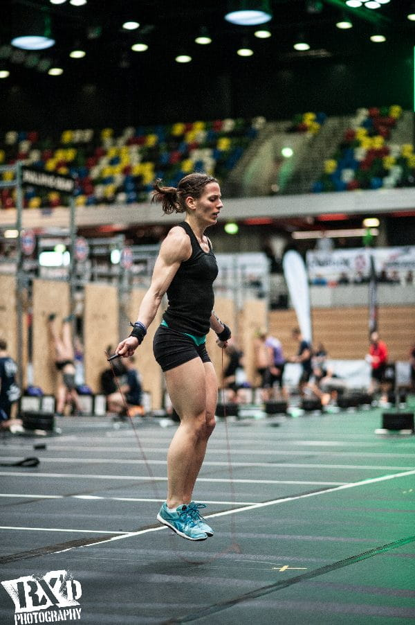crossfit chipper wods double unders