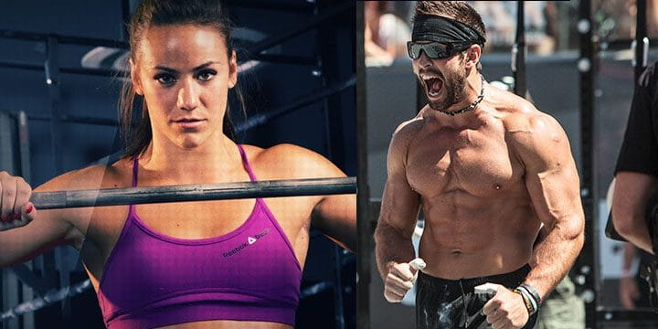 Camille Leblanc-Bazinet and Rich Froning are the 2014 Reebok CrossFit Games champions