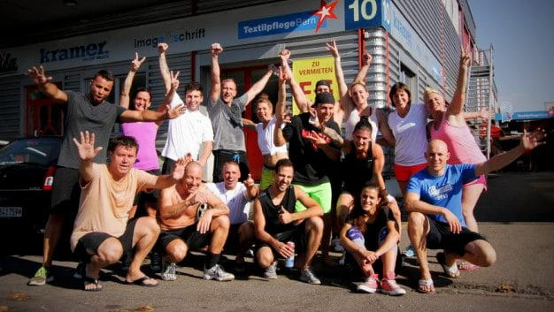 CrossFit Tom's BOX – Switzerland