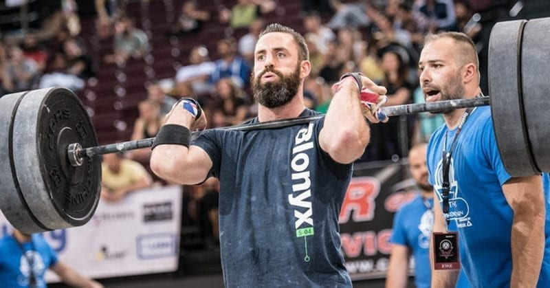 crossfit wods clean lift