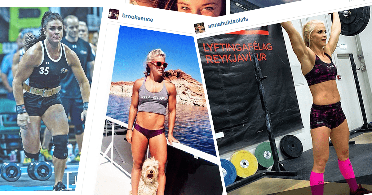 10 Crossfit Girls you Have to Follow on Instagram