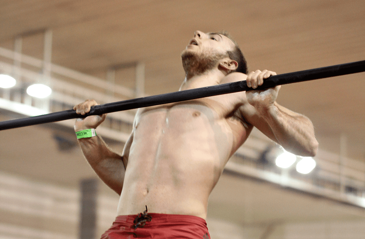 5 Steps to Perfect your Butterfly Pull Ups