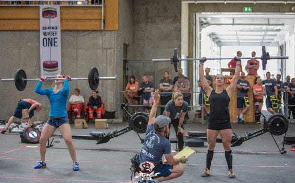 Going Vegetarian in a Paleo dominated Crossfit world