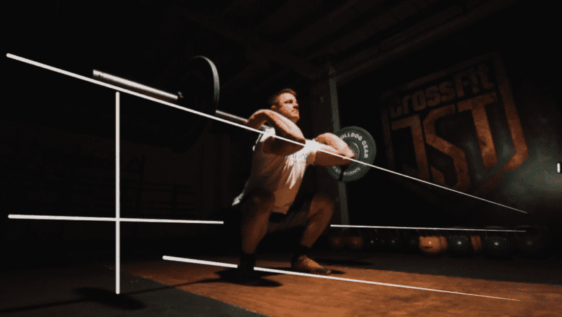 front squat technique