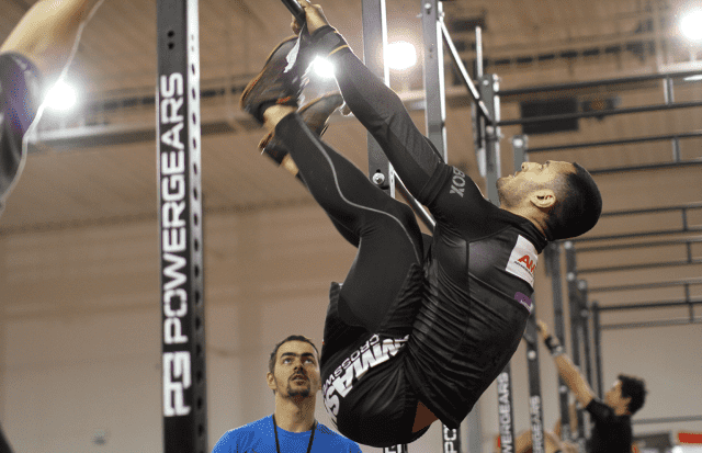 5 Reasons Crossfitters Struggle with Toes To Bar