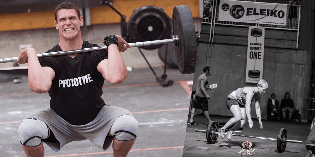 Kalsu and 100 Thrusters: the Hardest WOD Ever?