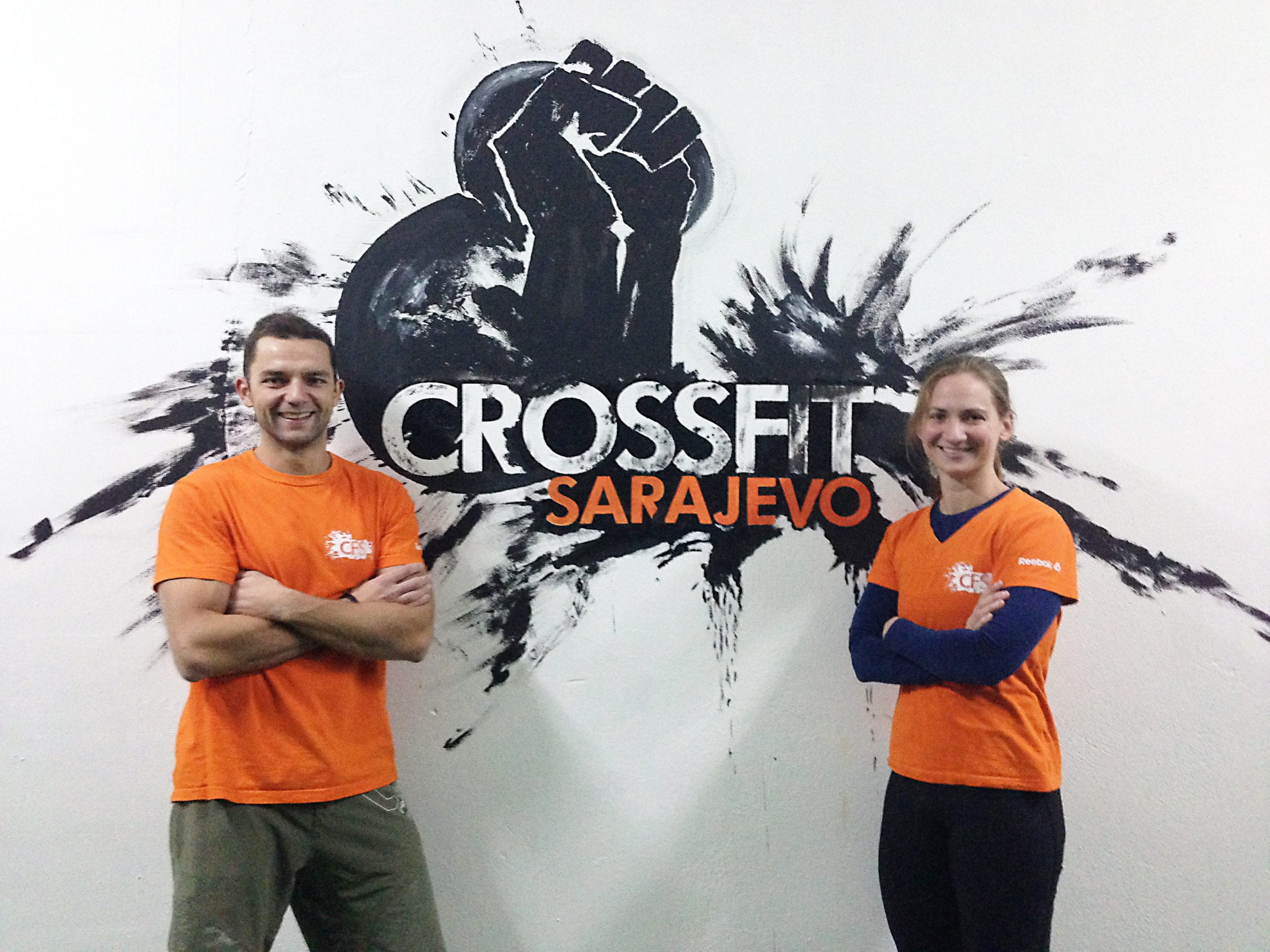 CrossFit Sarajevo: From a Refugee to a Box Owner with A Vision