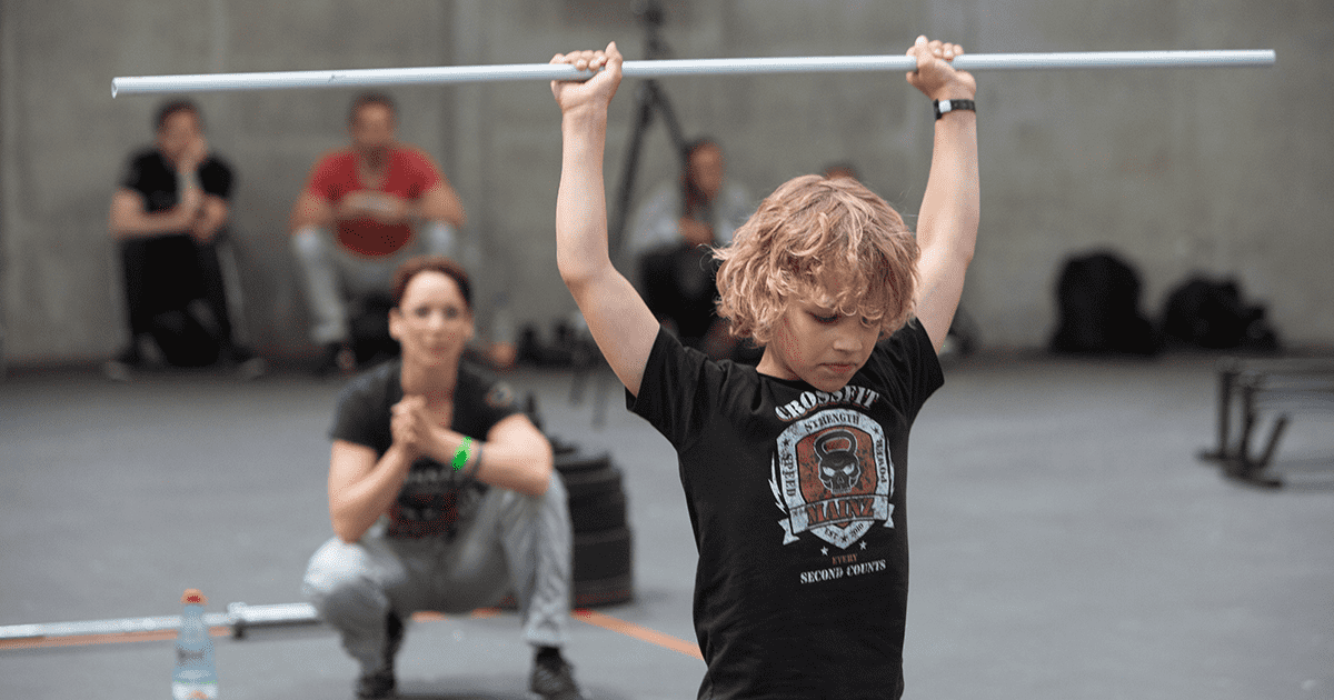 9 Reasons Why Your Kids Should Do Crossfit