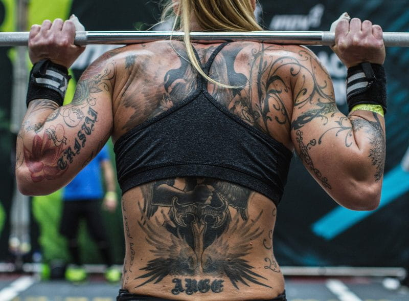 Inked Crossfitters: 21 More Tattoos For Your Inspiration Part 2