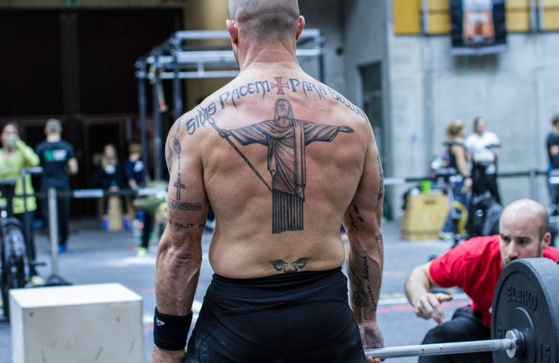 Inked Crossfitters 21 More Tattoos For Your Inspiration