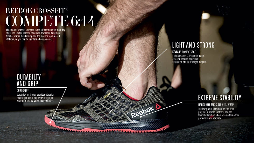 new reebok crossfit nano shoes
