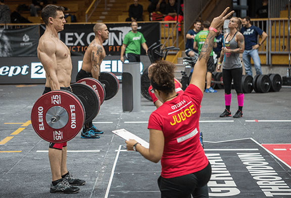 10 Prep Tips for the CrossFit Open with Master Games athlete Erwin van Beek