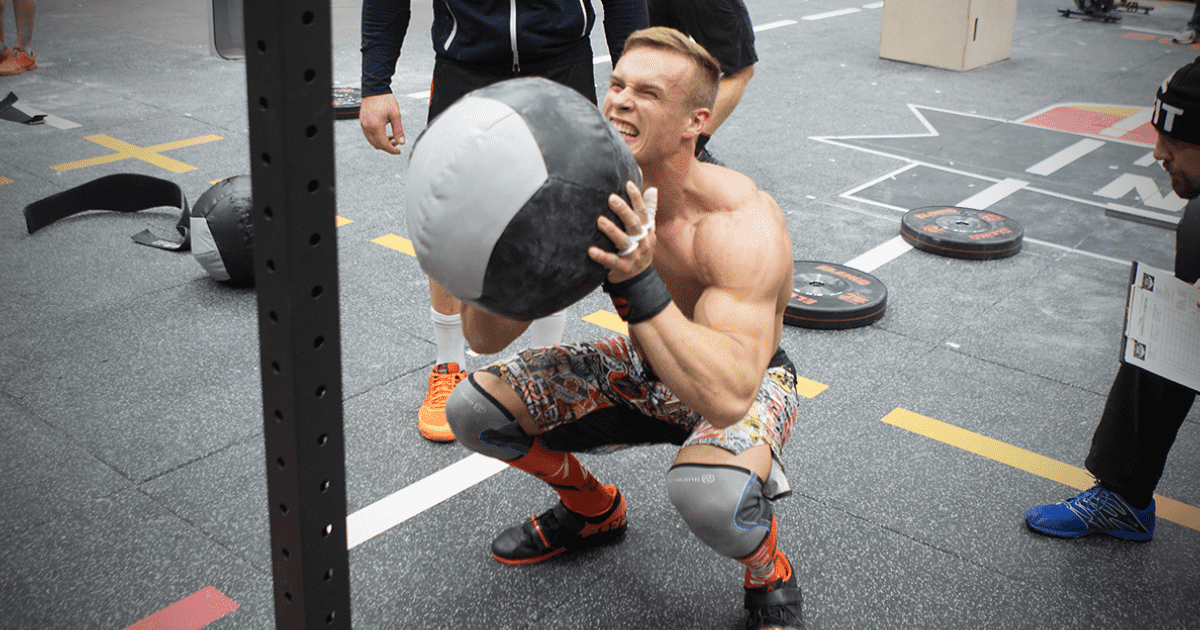 7 Reasons Why Crossfitters Hate Wall Balls