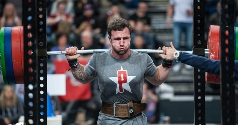 Alec Harwood crossfit wods vitamin d deficiency