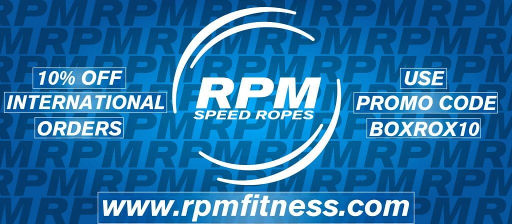 RPM fitness banner