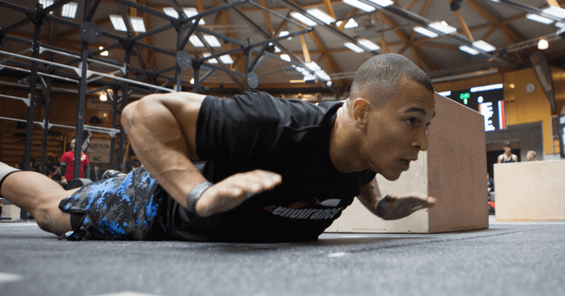 10 Crossfit workouts burpees