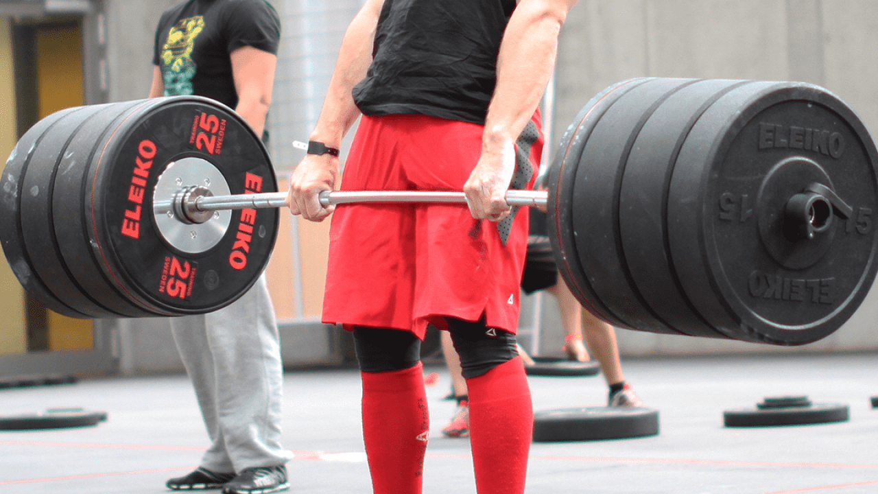 Get Primal with Crossfit Workout King Kong! | BOXROX