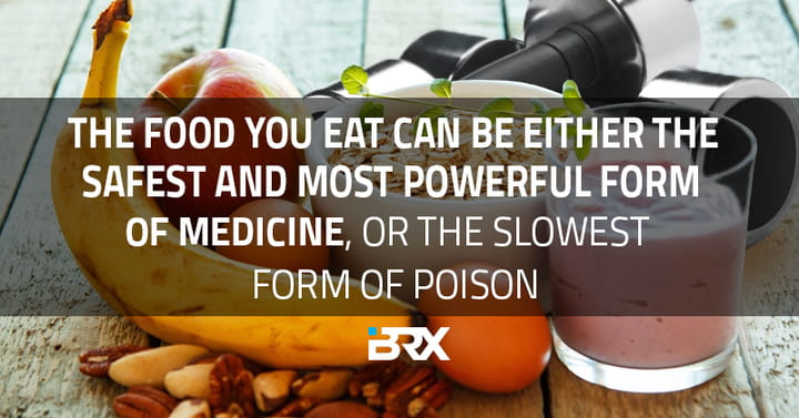 quote card nutrition