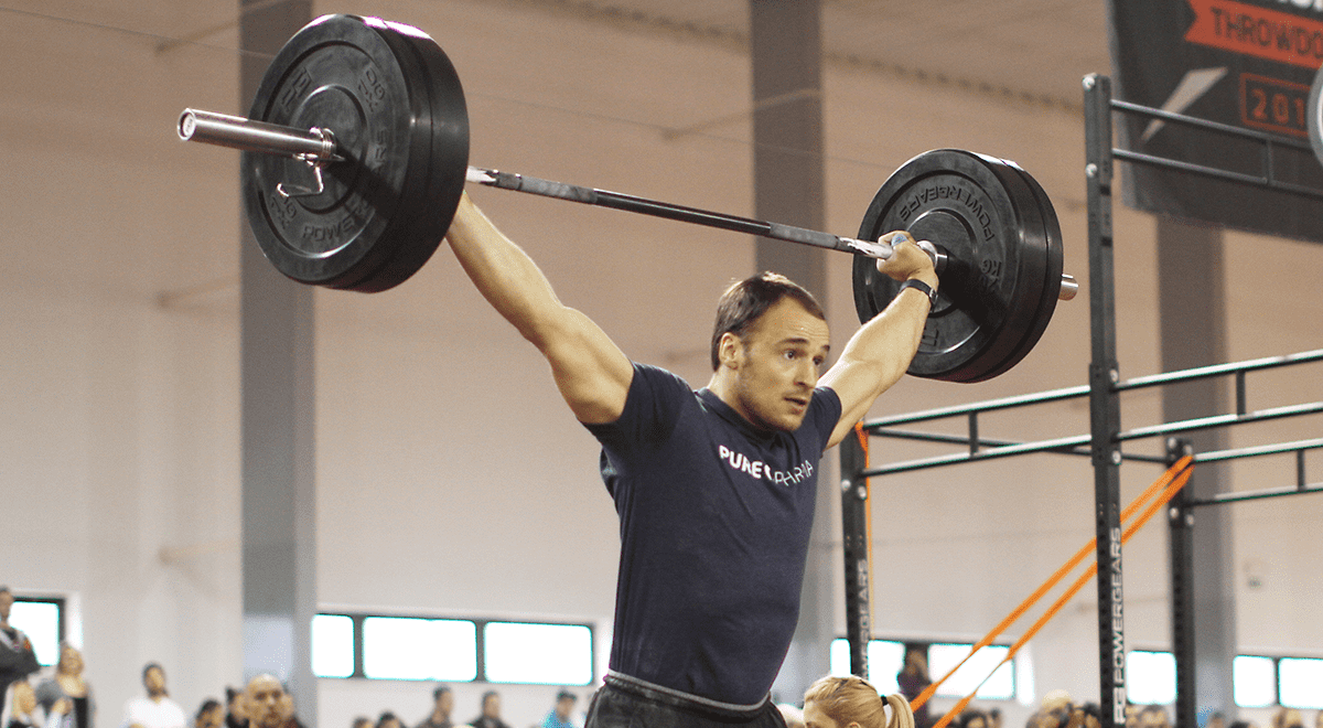 High Rep Olympic Lifts For Crossfit: Higher-Hip-Hinged Style of Lifting
