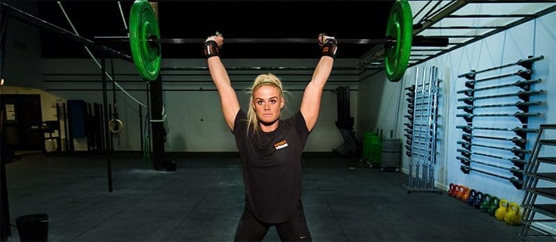 4 Training Tips From Regionals Athlete Sara Sigmundsdóttir