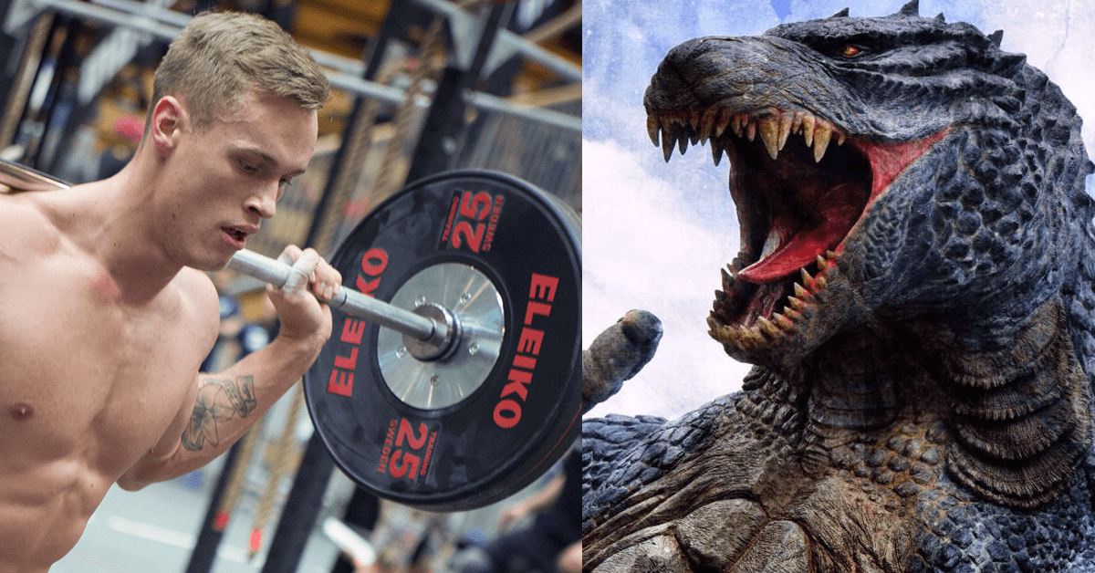 What is a Godzilla Crossfit workout?