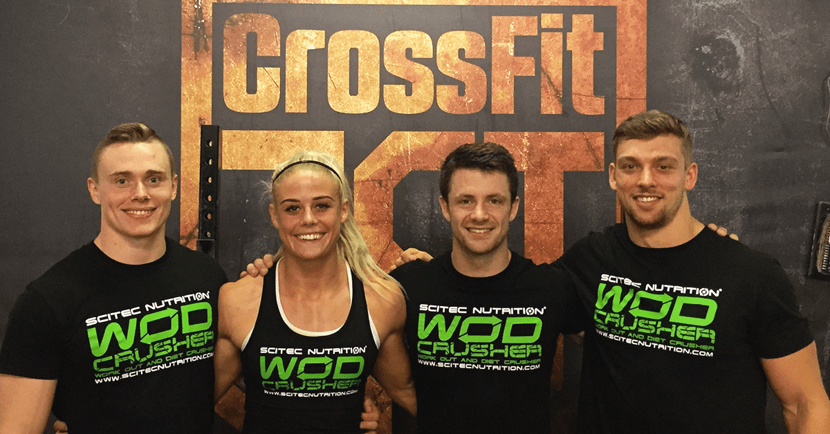 4 Top European Athletes Training Together For The CrossFit Games 2015