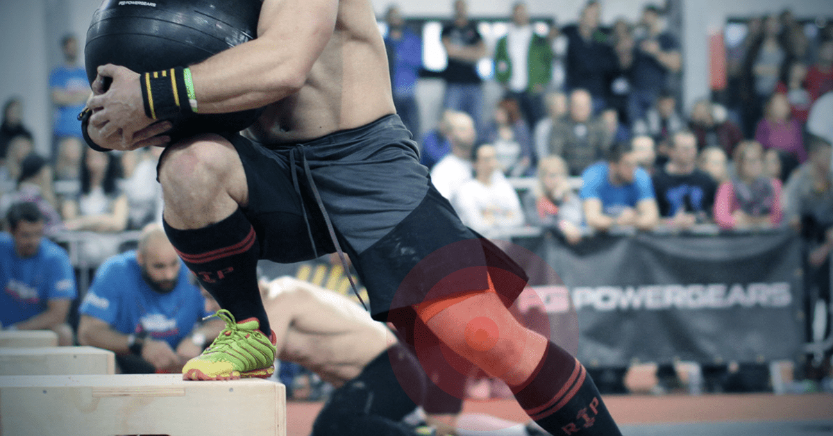 5 Most Common Causes of Knee Pain for CrossFit Athletes