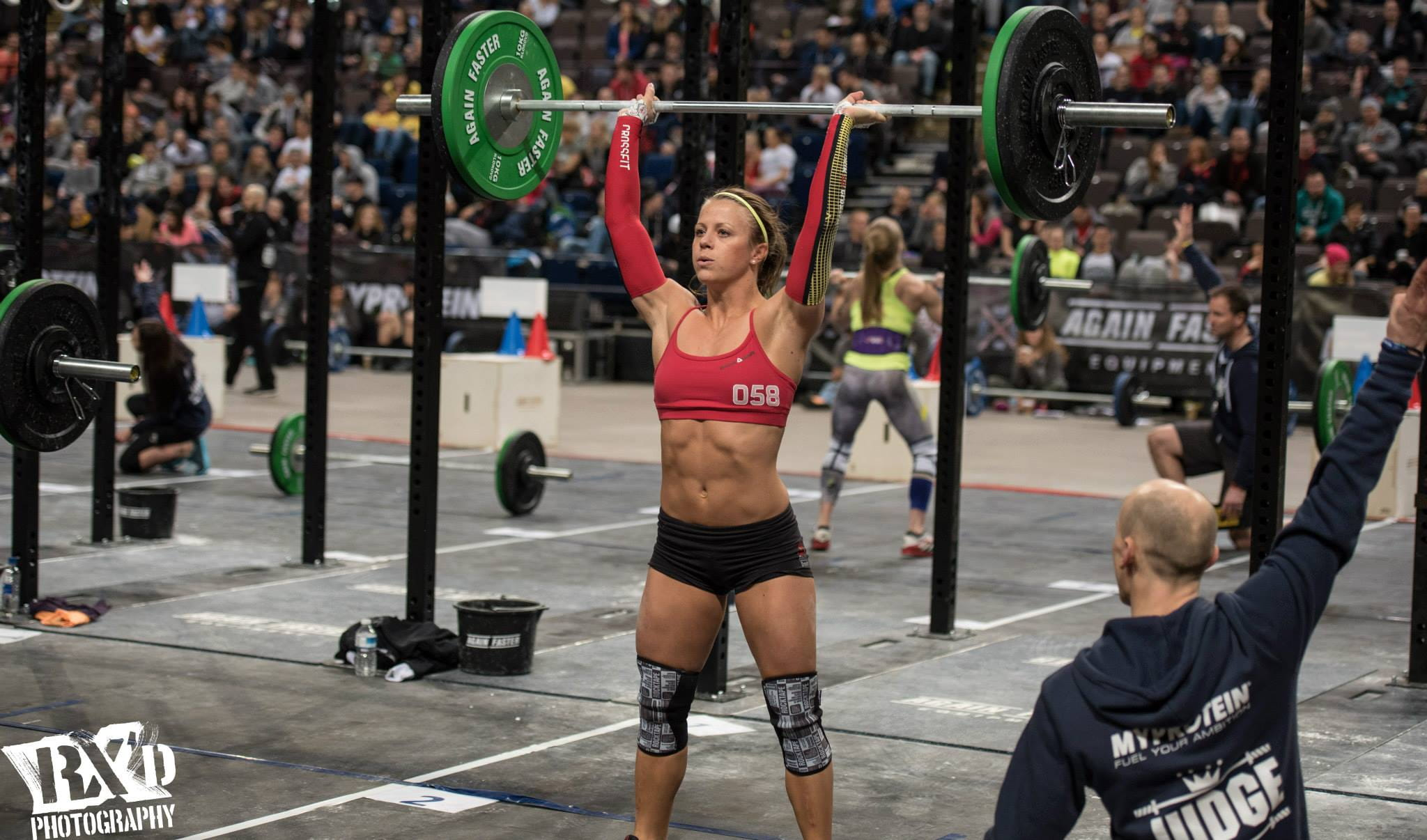 CrossFit Games Athlete Interview: Kristin Holte