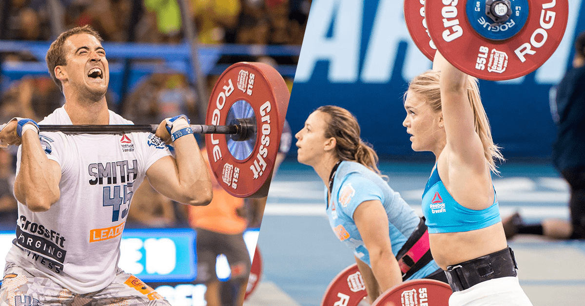 CrossFit Games 2015: Katrin Tanja Davidsdottir and Ben Smith are The Fittest on Earth