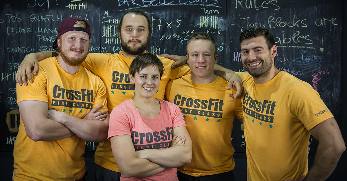 Box Interview: CrossFit First Class, Germany