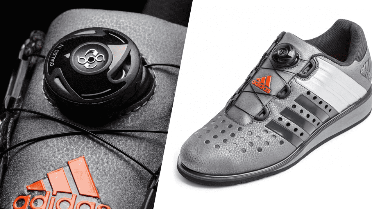 adidas weightlifting shoes 2016