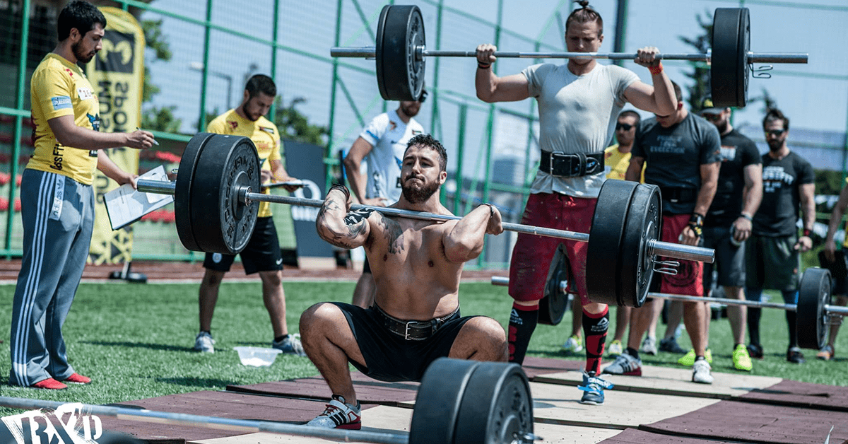 Istanbul Throwdown 2015: Europe's Biggest Prize Fitness Competition