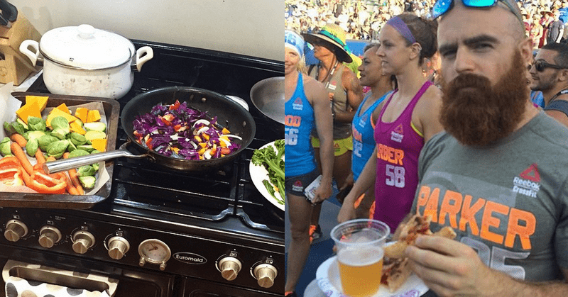 What Elite Athletes Eat: 13 Meals From Famous CrossFit Games Competitors