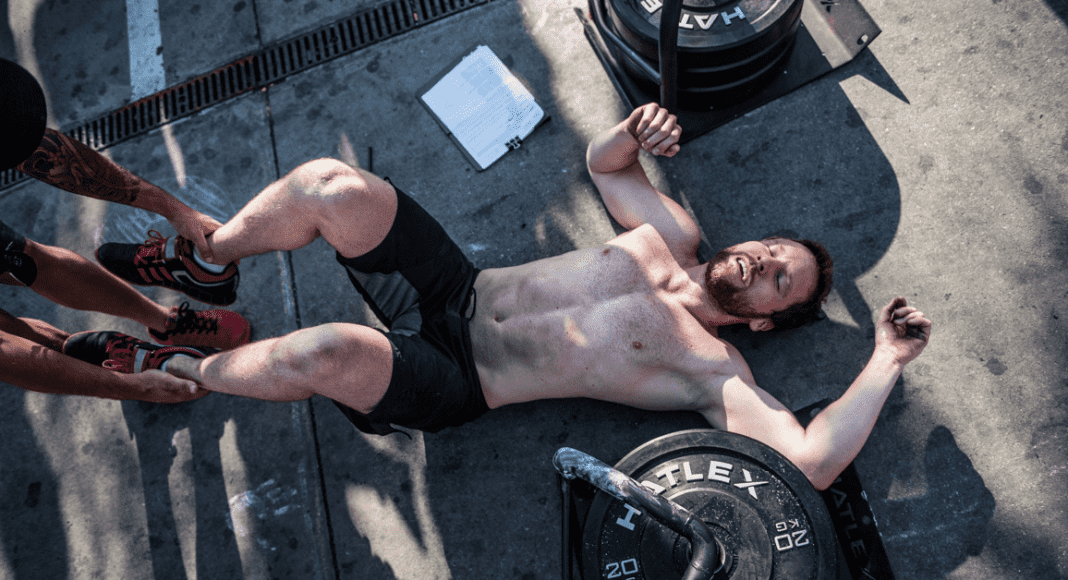 crossfit recovery