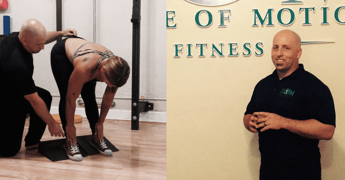 10 Fitness Lessons With a Movement and Pain-Relief Expert Jeremy McCann