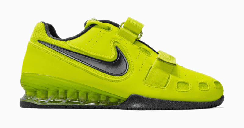 new concept 0ae87 c4cf7 Nike Romaleos 2 Weightlifting Shoes Review   BOXROX