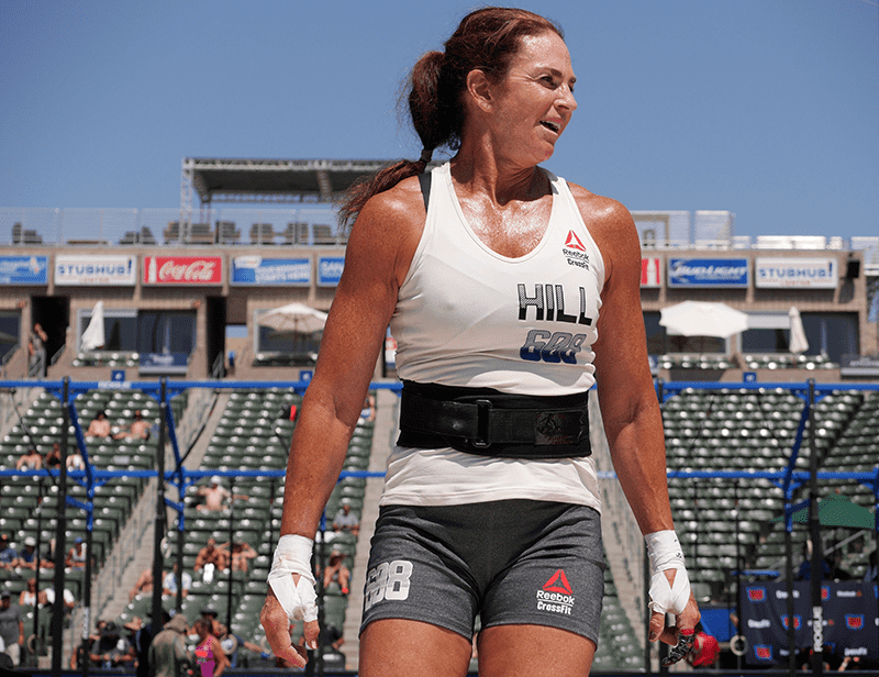 Sandy Hill: 4th Fittest CrossFit Games Master 60+ Athlete | BOXROX