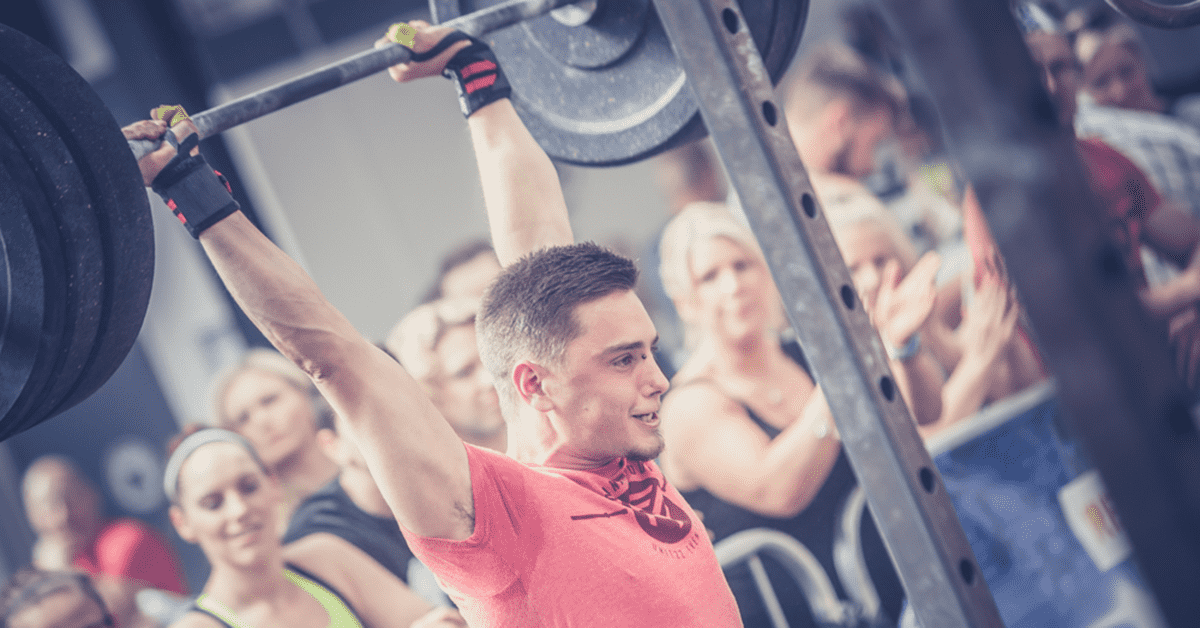 The SELF-defeated Crossfit athlete