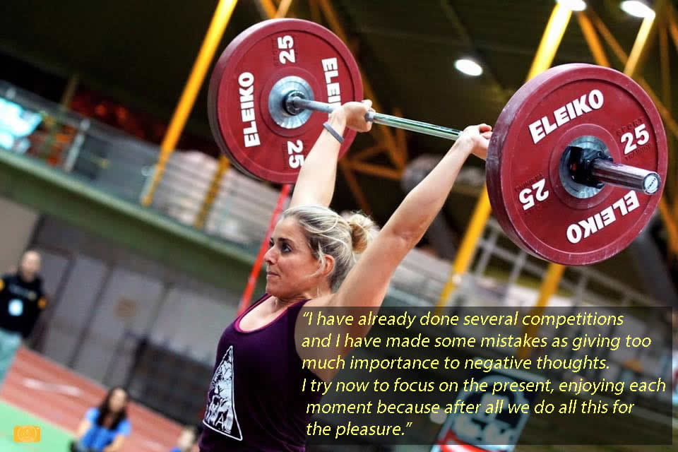 Emilie Boufflette, GTD finalist. Coach and co-owner of CrossFit Ember.
