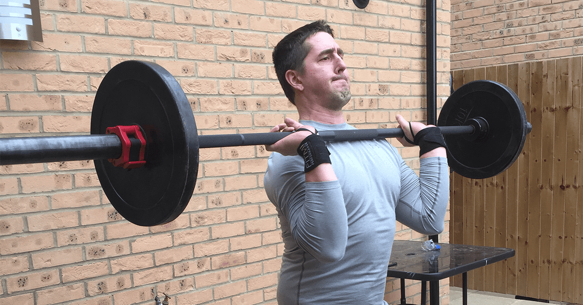 Inspiration: How One Crossfit Dad Changed His Life