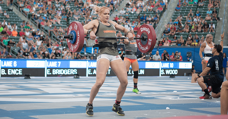 How did the Crossfit Women Perform at the IWF World Championships?