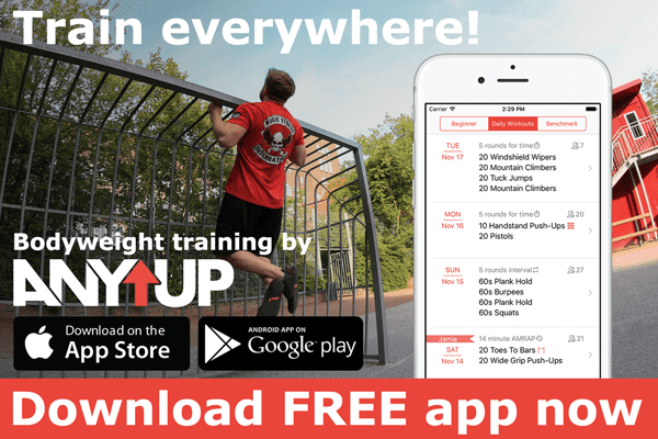 Train everywhere with AnyUp