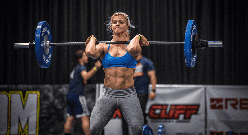 Brooke Ence: Training hard, training smart